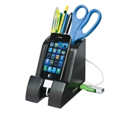 PH600 Smart Charge Pencil Cup with USB Hub