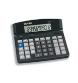 Victor Model 1200-4 12 Digit Desktop Calculator