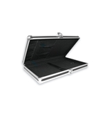 "Locking Storage Clipboard, 8 1/2"" x 14"" - Black - Vaultz - V..."