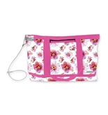 Locking Tote Bag – Floral – Vaultz – VZ00679