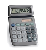 Royal XE6 8 Digit Tiltable Display Calculator