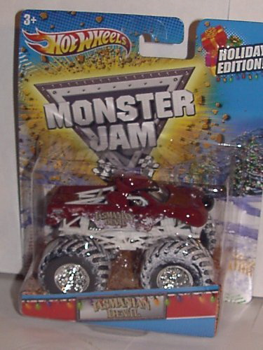 2012 Hot Wheels 1 64 Scale Exclusive Holiday Tasmanian