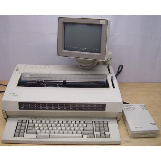 Ibm Wheelwriter 5000 Typewriter