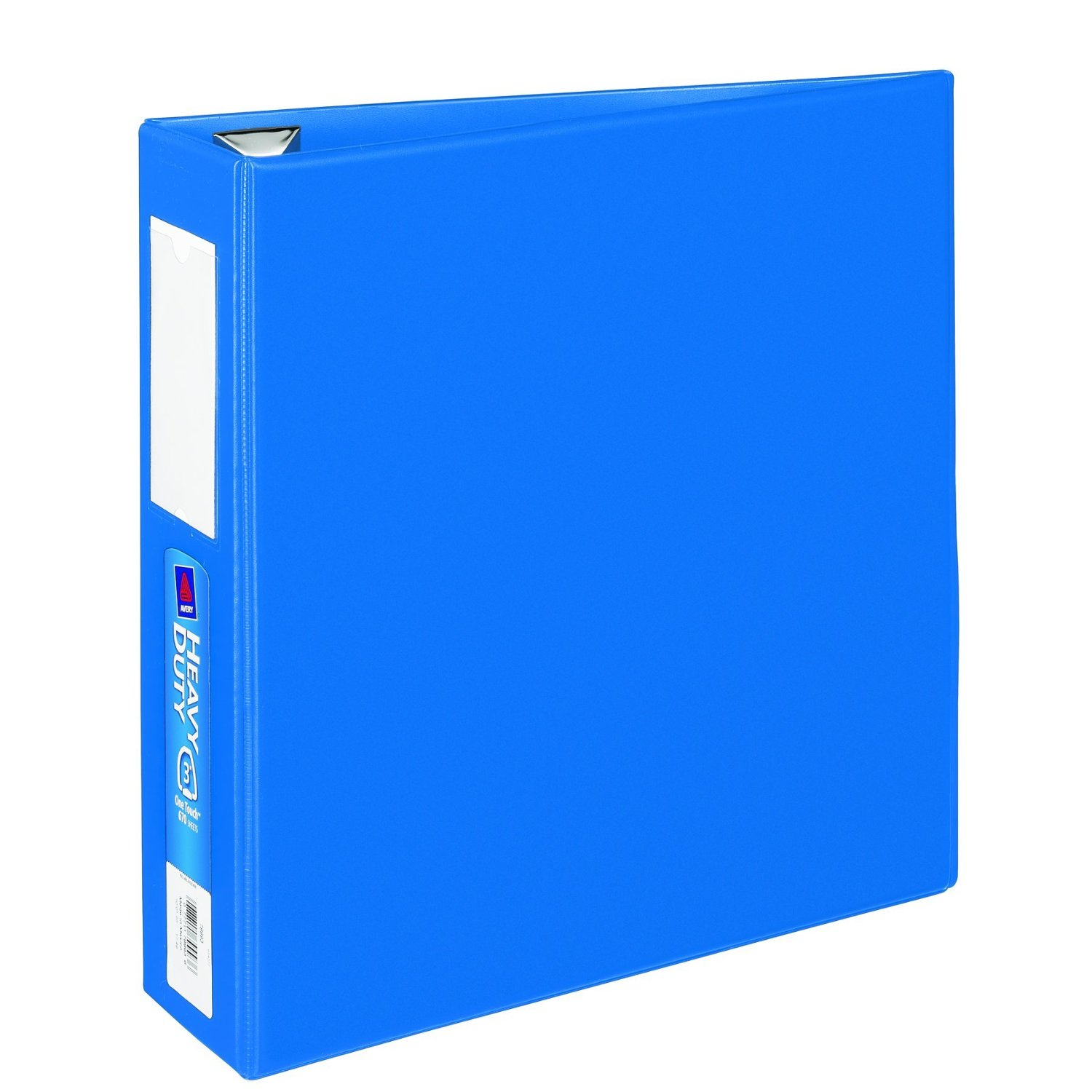Avery Heavy Duty Binder With 3 Inch One Touch Ezd Ring
