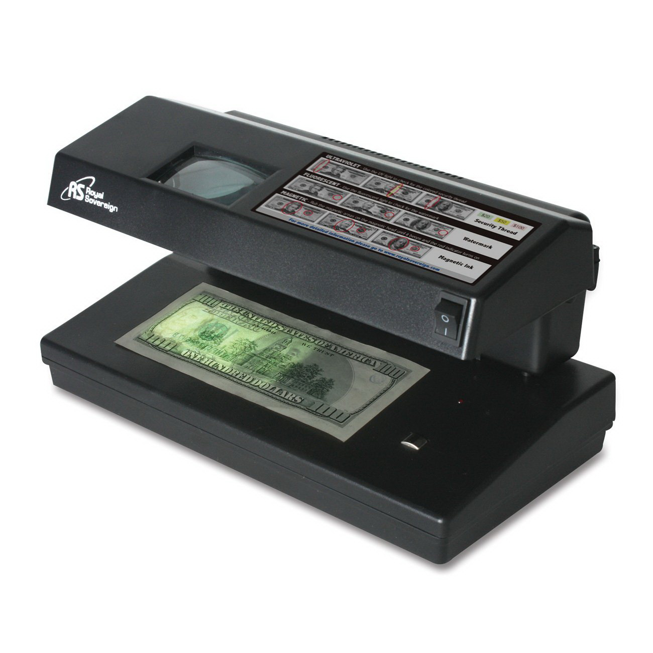 counterfeit currency detector machine