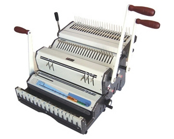 Akiles DuoMac C51 - Comb and 5:1 Coil Binding Machine