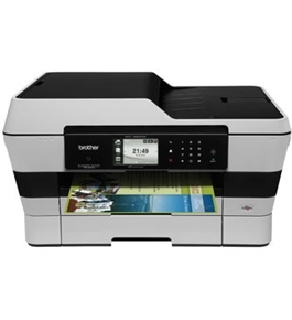 "Brother MFC-J6920DW Professional Series Inkjet with Full 11""x17"" Capability and Expanded Connectivity Options"
