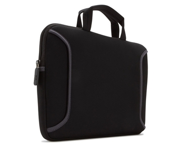 Case Logic LNEO-10 Ultraportable Neoprene Notebook/iPad Sleeve Fits 9 to 10.2-Inch Tablets (Black)