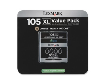 No. 105XL High Yield Return Program Ink Cartridge