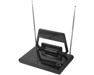 Philips SDV1125T/27 Indoor HDTV/UHF/VHF/FM Antenna