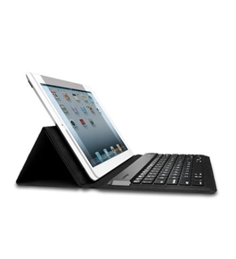 Kensington KeyFolio Expert Multi-Angle Folio and Bluetooth Keyboard Case For iPad 4 with Retina Display, iPad 3, iPad 2 and iPad 1 (K39561US)