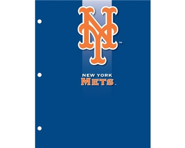 Perfect Timing - Turner New York Mets Portfolio, Pack of 3 (8102019)