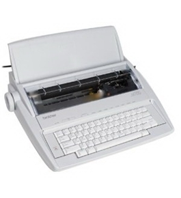 NEW Brother GX-6750 Daisy Wheel Typewriter ( includes free ribbon ) NEW