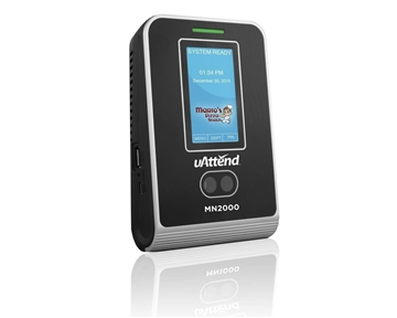 uAttend MN2000 Facial Recognition Employee Time Clock
