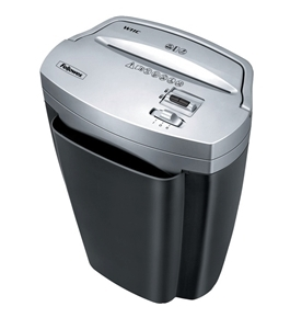 Fellowes Powershred W-11C 11 Sheet Cross-Cut Shredder (3103201)-New