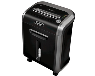 Fellowes Powershred« 79Ci 100% Jam Proof Cross-Cut Shredder Refurb
