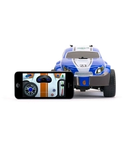 Griffin MOTO TC Smartphone Controlled Interactive Rally Race Car - GC36159
