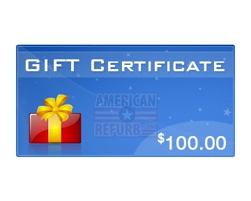 Gift Certificate 100