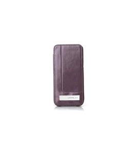 Camalen Ela Genuine Leather Case for iPhone 5/5S - Platinum