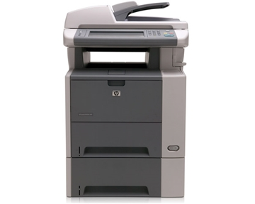 Hewlett Packard CB415A Certified Remanufactured Laser Fax, Copier, Printer, Color Scanner with Network, Duplex and Stapler - Refurbished