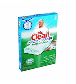 Mr. Clean Magic Eraser Bath Scrubber 2 / Pack