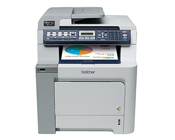 Brother MFC-9440CN Refurbished Color Laser Multi-Function Center« with Networking