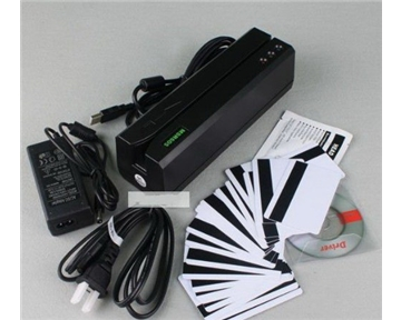 MSR605 Magnetic Card Reader Writer for Lo&Hi Co Track 1, 2 & 3 Comp. MSR606 MSR206/606
