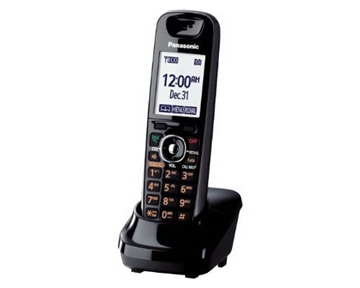 Panasonic KX-TGA750B DECT 6.0 PLUS Additional Digital Handset for the KX-TGA750 Series
