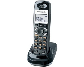 Panasonic KX-TGA930T Extra Handset for KX-TG9333T Cordless Phone, Black (KXTGA930T)