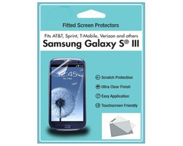 PiGGyB Screen Protector for Samsung Galaxy S III, 1pk Wireless Phone Accessory