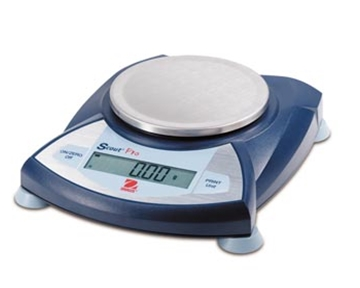 Scout Pro-Portable Balance-400g X 0.1g with round pan