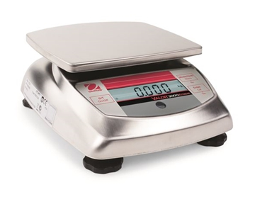 Valor 3000 Xtreme - Compact Bench/Food Scale, NSF, USDA-4kg x 0.1g, 8.8185 X 0.0005 lb
