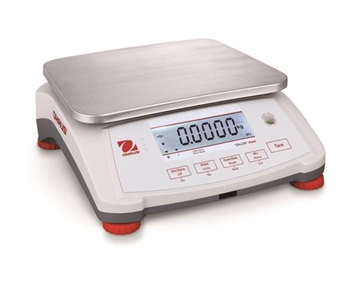 Valor 7000 Compact Bench Scale, NSF, USDA, NTEP, IPX8 - New-6 lb x 0.00s lb; 3000g x 1 g