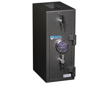 RD-2410 Large Rotary Hopper Depository Safe