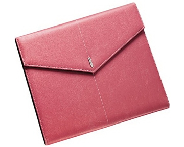 Rolodex Envelope Pink Ribbon Pad Folio (1734454)