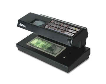 Royal Sovereign 4-Way Ultraviolet and Magnetic Counterfeit Detector (RCD-2000)