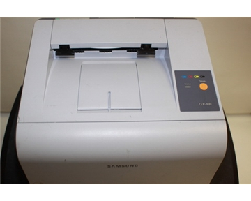 Samsung CLP-300 Copier/Printer-0029