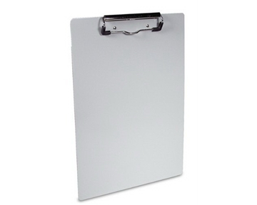 Saunders Recycled Aluminum Clipboard with Low Profile Clip, Letter Size, 8.5 x 12-Inches (21517)