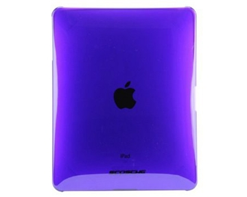 Scosche snapSHIELD P1 Low Profile Polycarbonate Case for iPad ( Deep Purple)