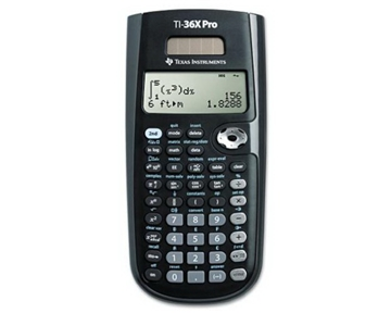 TI-36X Pro Scientific Calculator