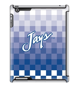 Uncommon LLC Pixel Stripe Deflector Hard Case for iPad 2/3/4 (C0050-LJ)