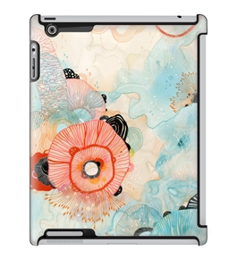 Uncommon LLC Yellena James Silk Deflector Hard Case for iPad 2/3/4 (C0050-UE)