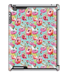 Uncommon LLC Sara Berrenson Sun Kissed Deflector Hard Case for iPad 2/3/4 (C0050-TL)
