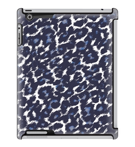 Uncommon LLC Blue Blur Deflector Hard Case for iPad 2/3/4 (C0050-ZT)