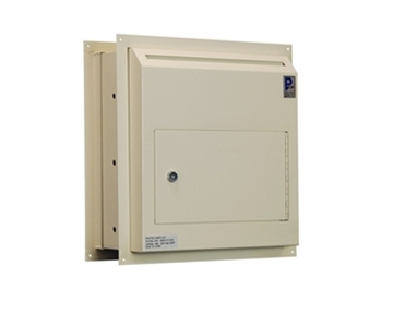 WDS-311-DD Through-The-Wall Drop Box with Dual Doors