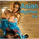 2014 Asian Mystique Wall [Wall Calendar] by Zebra Publishing Corp