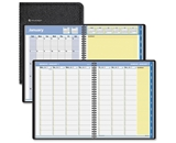 AT-A-GLANCE QuickNotes Weekly/Monthly Appointment Book, 8 1/...