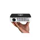 Aaxa KP-600-01 P300 Pico/Micro Projector with LED, WXGA 1280...