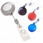 Akiles Blue Tinted CRIDBLT - Retractable ID Badge Holders (I...
