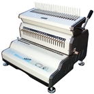 "Akiles CombMac-24E 14"" Comb Binding Machine & Electric Punch..."